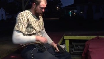 Sean Rabon bought his handgun in August in case stricter gun laws were passed after the election.