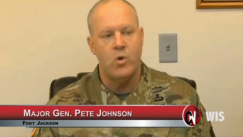Major General Pete Johnson says Fort Jackson is aiming to be one of the top training posts in the United States Army.