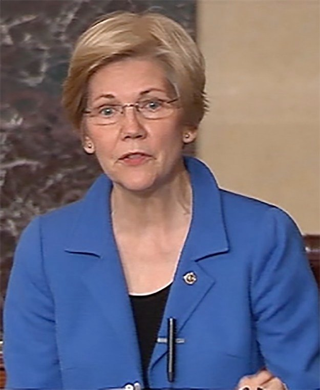 Democratic Senator Elizabeth Warren was silenced by the senate after voicing her opinion on Jeff Sessions.