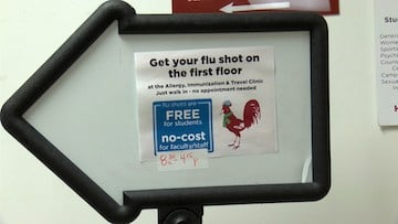 One of the best way to prevent the flu is by getting the flu shot and there are still some left.