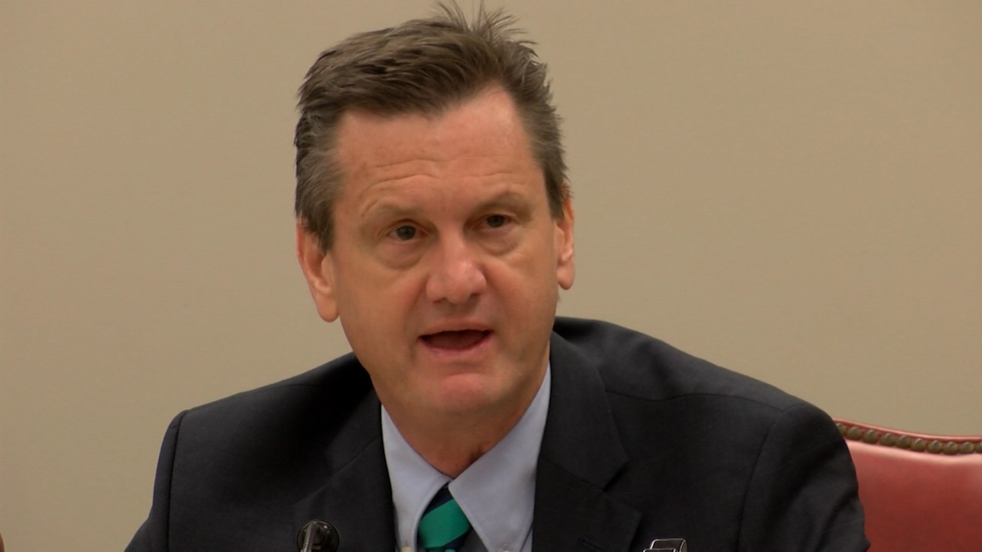 Senator Tom Davis said he wrote the bill for those who need pain relief without using stronger opioid medications.