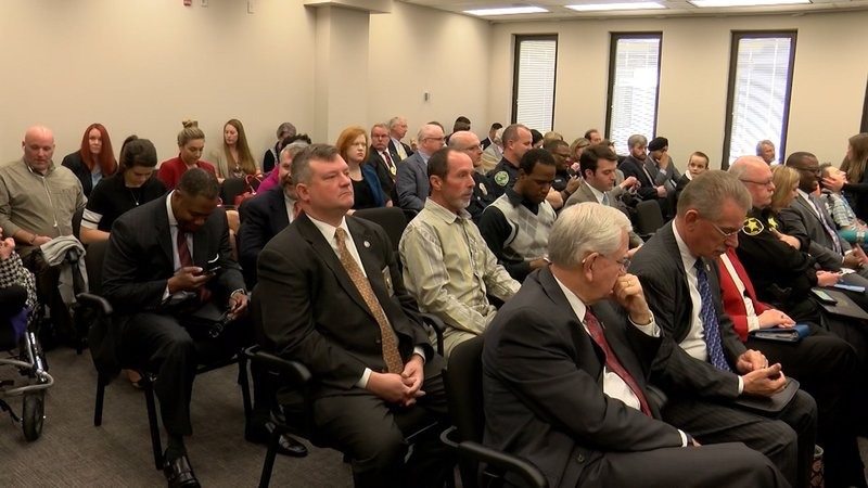 Medical professionals, law enforcement, and potential recipients of medical marijuana were ready to testify.