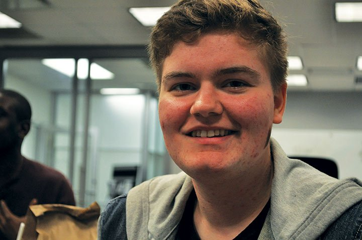 Logan Davies, a USC freshman and member of Individuals Respecting Individuals and Sexualities on campus, said Trump's order would cause transgender college students to feel less comfortable going to the bathroom they feel more comfortable going to.