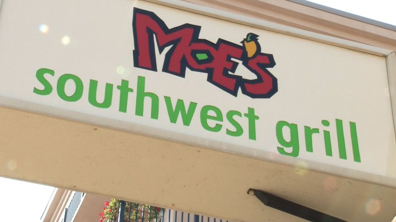 Moe's of Columbia is using Facebook to reach students.