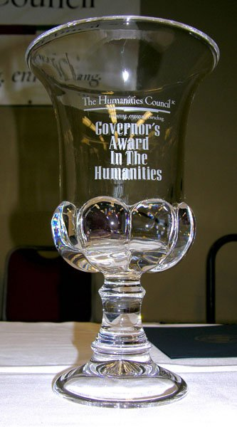 South Carolia governors have awarded 56 Governor's Awards in the Humanities since 1991.