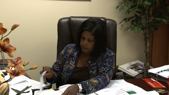 Richland County Voter Registration Director Lillian McBride says it's important to get people out to vote November 2.