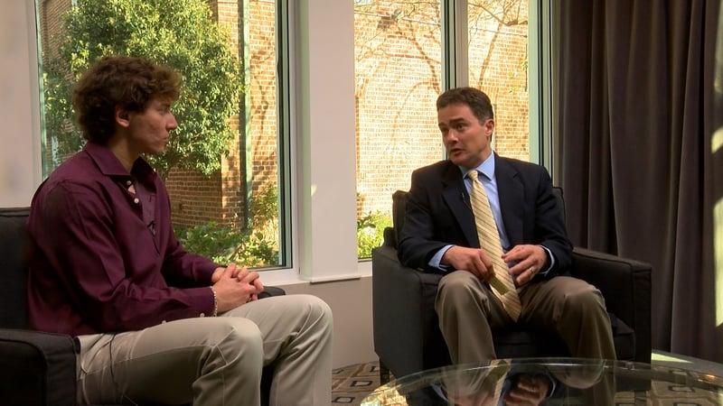 SEC Broadcaster Brad Muller says the SEC Network gives USC unprecedented exposure.