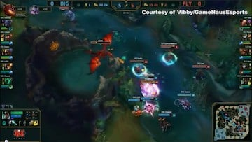 League of Legends is one of esports biggest games and started competitive seasons in 2010.
