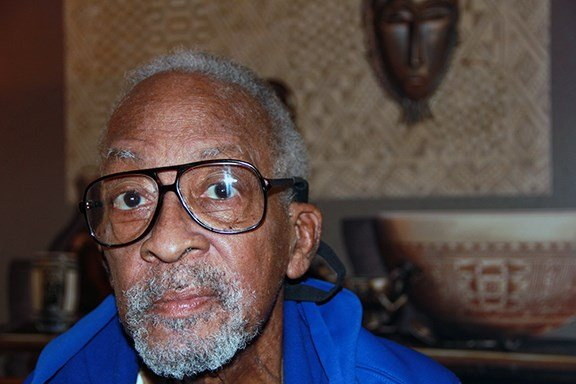 Willie Harriford, retired director of the African American Studies program at the University of South Carolina.