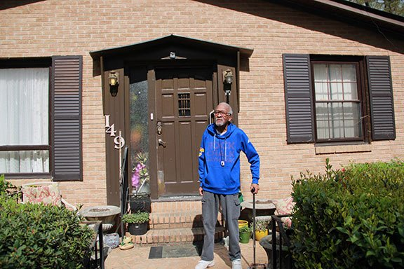 Harriford is 82 years old and has lived in the same house in Columbia since he moved to the Riverview Terrace-Ardin Caple neighborhood in 1971 with his wife and children.