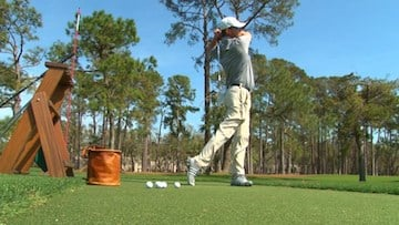PGA Tour Professional Jeff Ellis says he enjoyes playing at Harbour Town.