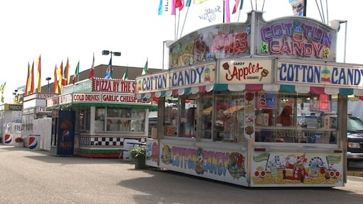 Food vendors at the State Fair are always looking for a new, hit product.