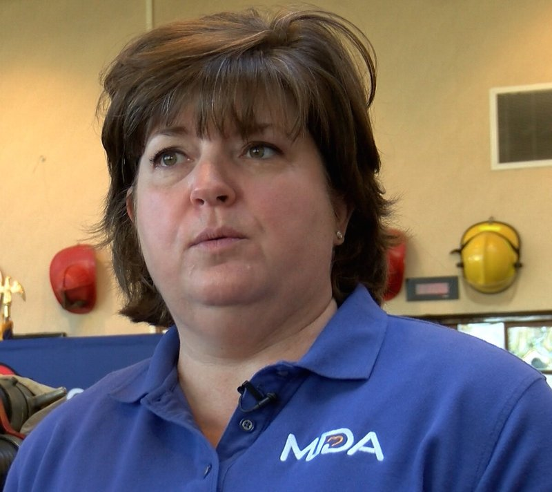 Executive Director of MDA of Greater South Carolina Tara Heil says Muscular Dystrophy affects many people in the community