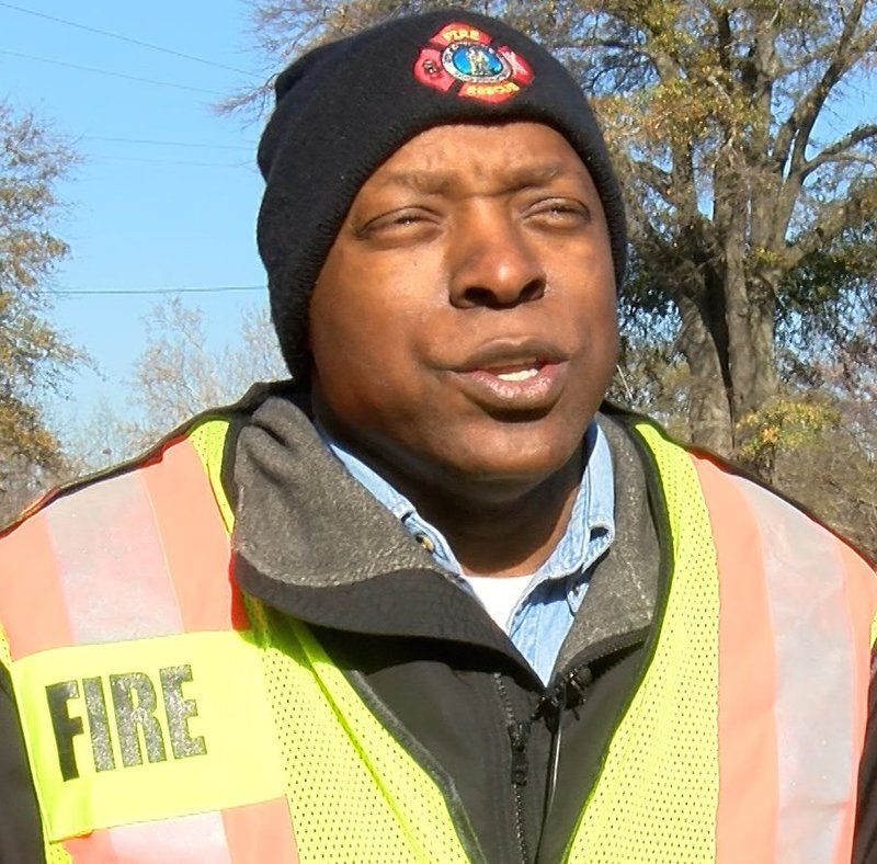 Columbia's Fire Department Chief Aubrey Jenkins says the firefighters enjoy helping raise money for MDA