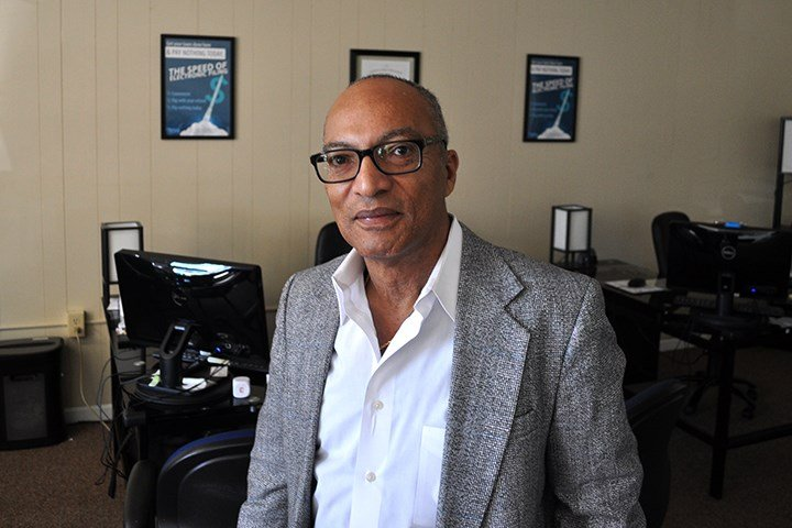 Columbia Chamber of Commerce board member Reggie Alexander believes all businesses in Five Points benefit from the St. Patrick's Day festival including those retail shops that are closed for the day.