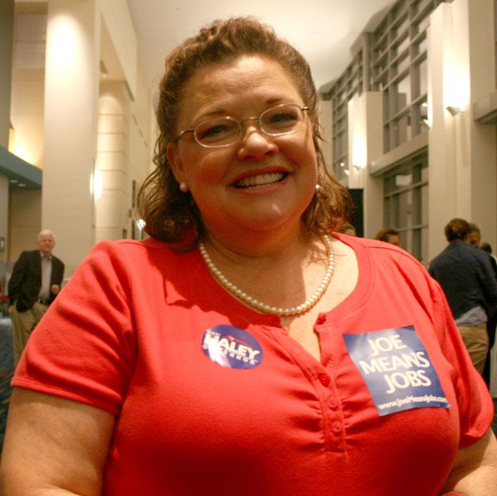 Ruth Clark says Nikki Haley is exactly what South Carolina needs.