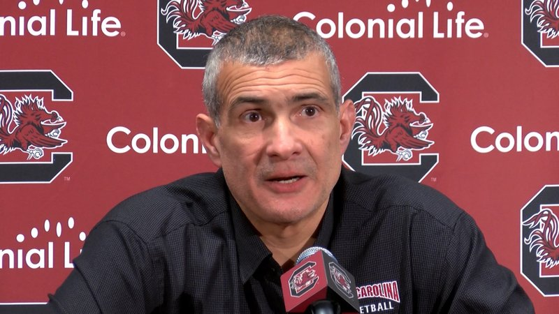 Head Coach Frank Martin knows Baylor presents a challenge in the Sweet 16 and wants his team to play their game.