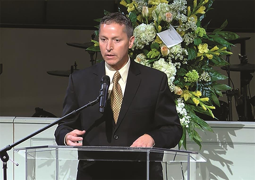 Rev. Mark Schaffer talks about Scott and Mandy's loving personality towards the community and thier family.