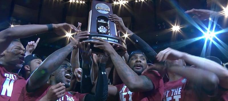 South Carolina's men's basketball team has drawn new media attention