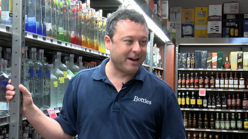 Bottles manager Brian McCurry said they look forward to opening a new Bottles location but don't plan on losing their community focus.