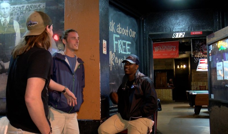 The extra income allowed bars to tip bouncers and assistant bartenders extra and give all of their employees bonuses.