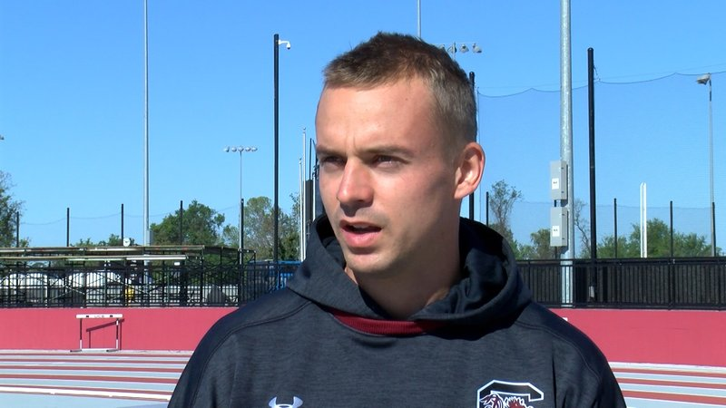 USC hurdler Jussi Kanervo says it is a misconception that all athletes make a lot of money.