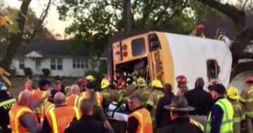 A school bus accident in Tennessee inspired South Carolina lawmakers to create the seatbelt bill.