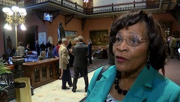 Representative Leola Robinson-Simpson helped create the bill.