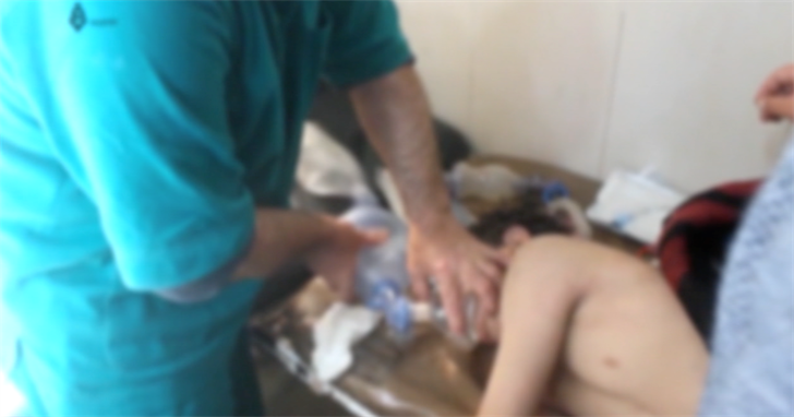 Syria's chemical attack killed at least 10 children.