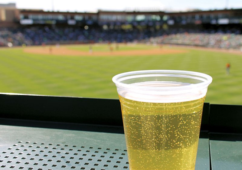 The Fireflies-inspired beer, Luminescent Lager, is available at River Rat and Spirit Communications Park. It will also be available at other bars around Columbia carrying River Rat beers.