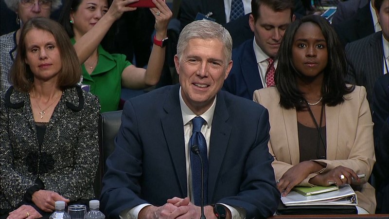Chief Judge of the Tenth Circuit Court of Appeals Timothy Tymkovich says Gorsuch will have his work cut out for him.