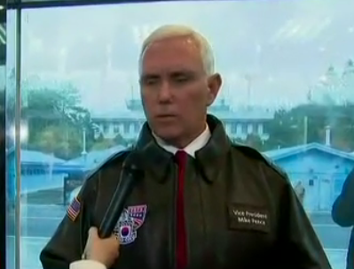 Vice President Mike Pence says the adminstrations approach will be different towards North Korea.