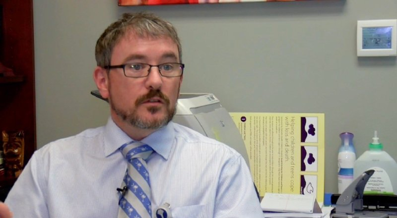 Manager of the Palmetto Health Adolescent Recovery Center Brian Fox says that abuse in anti-anxiety medications has skyrocketed in the last ten years.