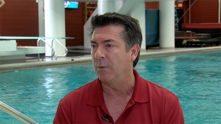 USC head diving coach says Vincent is the first diver he has ever coached he believes can win an Olympic gold medal.
