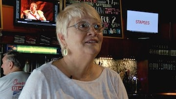 Thirsty Fellow owner Terry Davis says that she is excited for what the NCAA Tournament coming to Columbia means for her establishment.