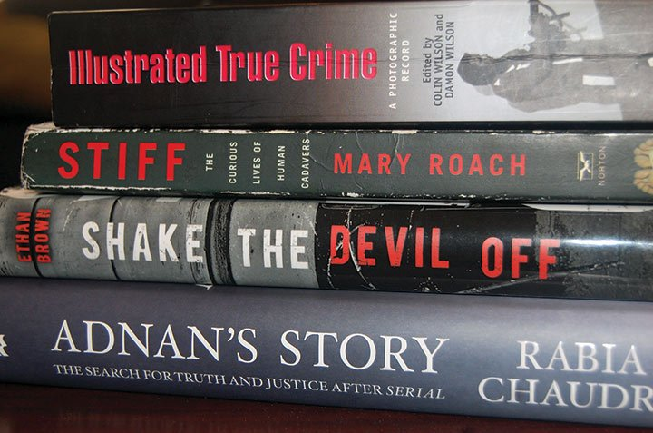 True crime is an obsession for many. There are over 160 true crime podcasts being aired now. Many people get their true crime fix in multiple ways, such as books, podcasts, tv shows and documentaries.