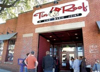 Tin Roof, at 1022 Senate St., opened in September. It is one of the many Columbia restaurants that offer meal specials.