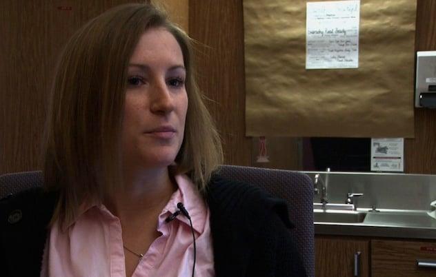 USC Dietician Kristen Tice hopes to promote positive body image through Carolina Beautiful.