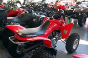 Carolina Honda offers a wide array of off-road vehicles for drivers over 12.