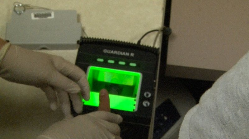 Lexington County implemented a new program where they can now verify someone's status when they are arrested by running their fingerprints through a national database.