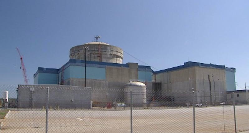 V.C. Summer Nuclear Station in Jenkinsville, South Carolina.
