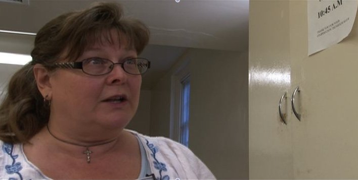 Donna Hartless is a Meals on Wheels volunteer