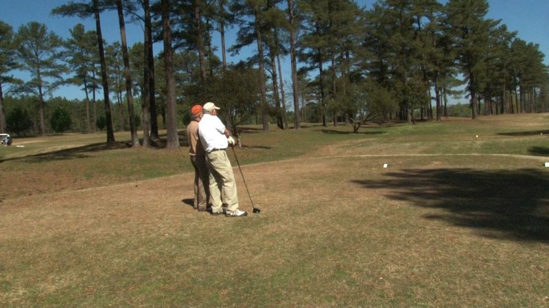 More out of town visitors for The Masters Tournament have caused The Northwoods Golf Course to raise its prices.