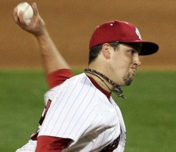 Michael Roth pitched 7.2 scoreless innings.