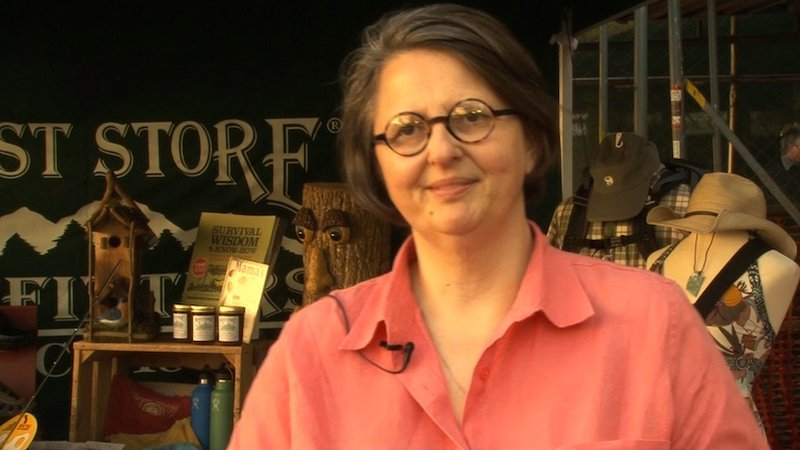 Ruth Smyrl is a Columbia native and the General Manager of the new Mast General Store on Main Street