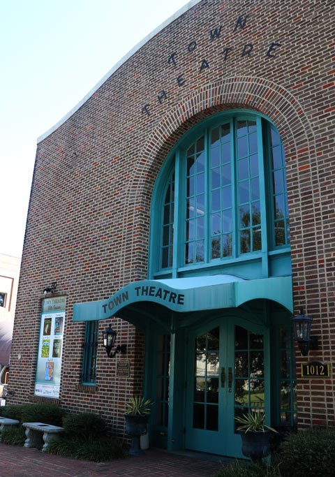 """The Town Theatre was established in 1919 by the Columbia Stage Society. """"Hunchback"""" has never been performed on its stage."""