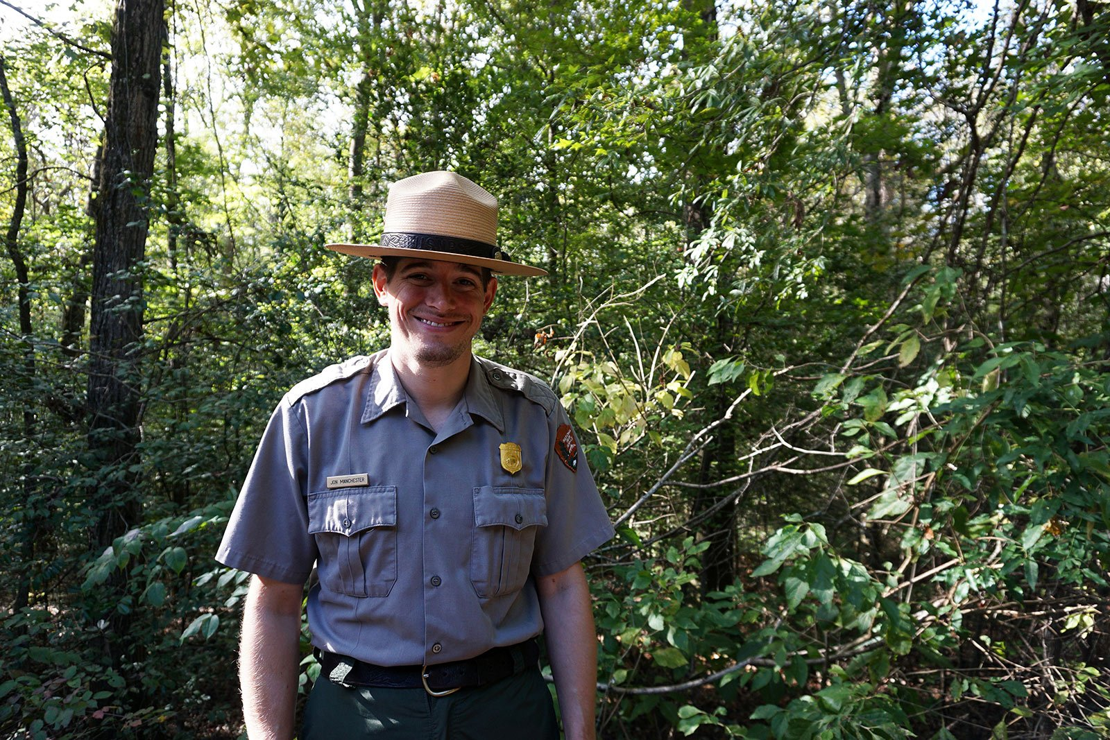 Jon Manchester, park ranger at Congaree, said the busiest time of year is between spring and fall. Summer is usually hot and muggy which can keep numbers down.