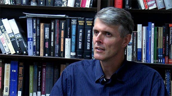 Kent Germany, USC history professor, says Americans remain fascinated by the Kennedy assassination.