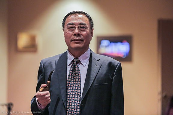 In 2003, Hon Lik, a Chinese pharmacist, created nicotine vapers, not knowing its popularity in the U.S.