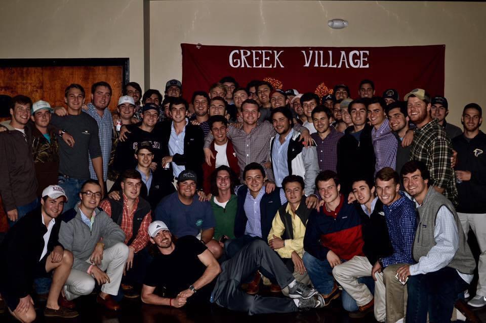 Greek Life Remembers Event 2016